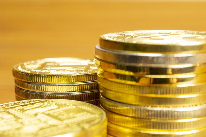 Gettoni e monete oro